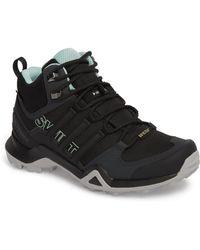 adidas - Terrex Swift R2 Mid Gore-tex Hiking Boot - Lyst