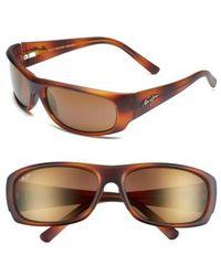 Maui Jim - 'ikaika - Polarizedplus2' 64mm Sunglasses - Lyst