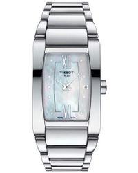 Tissot - Generosi-t Bracelet Watch - Lyst