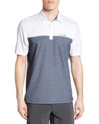 Travis Mathew - Rudds Regular Fit Polo Shirt - Lyst
