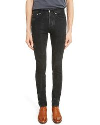 Givenchy - Slim Fit Vintage Wash Jeans - Lyst