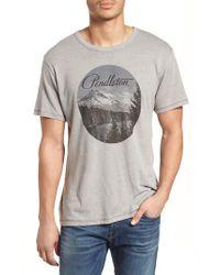 Pendleton - Mount Hood Tee (vintage Navy) Men's T Shirt - Lyst