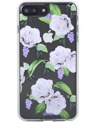 Sonix - Floral Berry Iphone 6/6s/7/8 & 6/6s/7/8 Plus Case - - Lyst