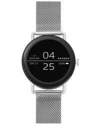 Skagen - Falster Touchscreen Mesh Strap Smart Watch - Lyst