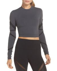 Alo Yoga - Tribe Long Sleeve Top - Lyst