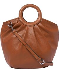 Urban Originals - All Time Vegan Leather Satchel - Lyst