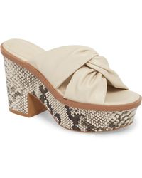 e03c686daf3e Lyst - Very Volatile Sona Espadrille Wedge Sandal in Brown