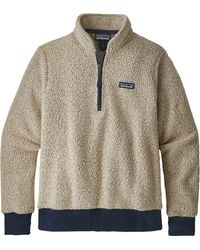 Patagonia - Woolyester Fleece Pullover - Lyst