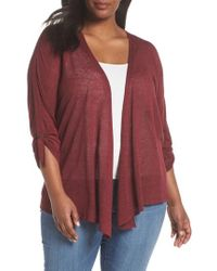 NIC+ZOE - Four-way Convertible Cardigan - Lyst