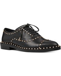 Nine West - Garroy Oxford Flat - Lyst