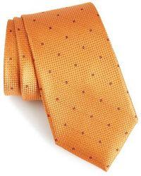 Calibrate - Mulroy Neat Silk Tie - Lyst