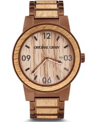 Original Grain - The Barrel Bracelet Watch - Lyst