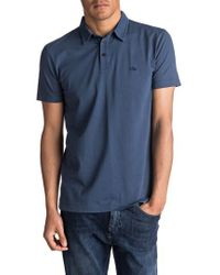 Quiksilver   Sun Cruise Jersey Polo   Lyst