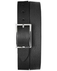 Shinola - Reversible Leather Belt - Lyst