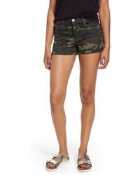 Tinsel - Cuffed Shorts - Lyst