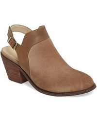 Chocolat Blu - Abis Backless Bootie - Lyst