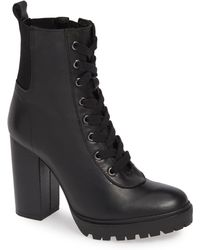Steve Madden - Latch Boot - Lyst