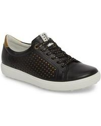 Ecco - Casual Hybrid Water-repellent Golf Shoe - Lyst