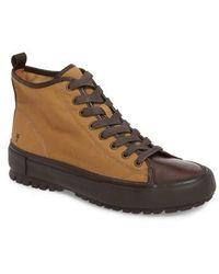 Frye - Ryan Lugged Sneaker Boot - Lyst