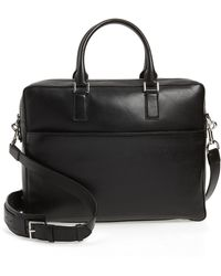 Cole Haan - Hamilton Grand Leather Briefcase - - Lyst