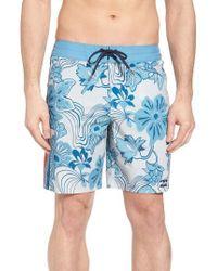 Billabong - D Bah Airlite Board Shorts - Lyst