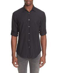 John Varvatos - Slim Fit Sport Shirt - Lyst