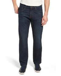 7 For All Mankind - 7 For All Mankind Austyn Relaxed Straight Leg Jeans - Lyst