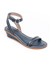 Bernardo - Bernardo Catherine Ankle Strap Sandal - Lyst