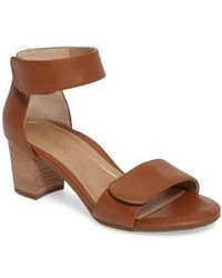 Vionic | Solana With Orthaheel Technology Sandal | Lyst