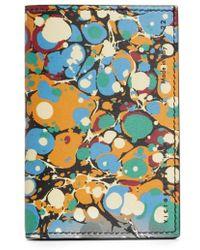 Victoria Beckham - Bifold Leather Card Case - Lyst
