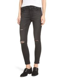 Tinsel   Ripped Skinny Jeans   Lyst