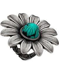 Gucci - Gg Marmont Flower Ring - Lyst