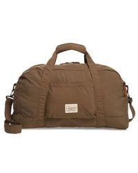 Barbour - Banchory Packable Duffel Bag - Lyst