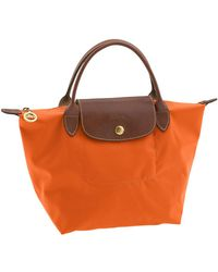 Longchamp - 'small Le Pliage' Top Handle Tote - Lyst