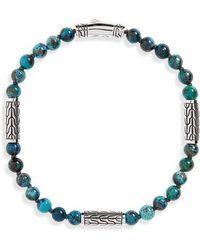 John Hardy - Classic Chain Silver Bracelet - Lyst
