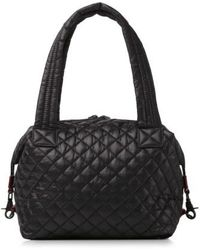 MZ Wallace - 'medium Sutton' Quilted Oxford Nylon Shoulder Tote - Lyst