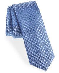 Calibrate - Tomer Mini Silk Tie - Lyst