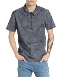 Native Youth - Dotpatch Woven Shirt - Lyst