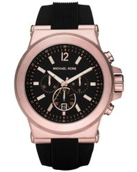 Michael Kors - Chronograph Watch - Lyst