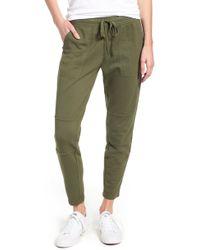 Lou & Grey - Upstate Garment Dye Sweatpants - Lyst