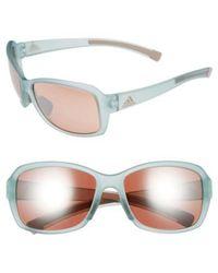 adidas - Baboa 58mm Sunglasses - - Lyst