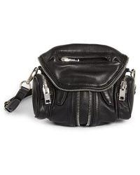 Alexander Wang - Mini Marti Leather Crossbody Bag - - Lyst