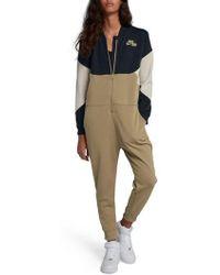 Nike | Sportswear Colorblock Jumpsuit | Lyst