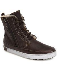 Blackstone - 'gm05' High Top Sneaker - Lyst