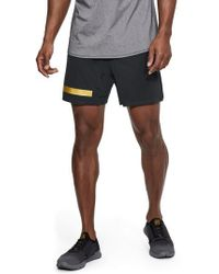 Under Armour - Perpetual Fitted Shorts - Lyst