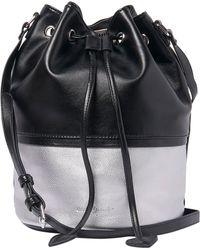 Urban Originals - Love Me Vegan Leather Bucket Bag - Lyst