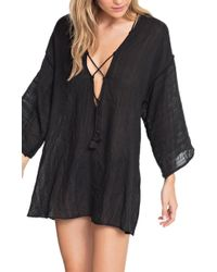 Robin Piccone - Michelle Tunic Cover-up - Lyst