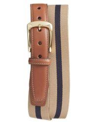 Torino Leather Company - European Surcingle Belt - Lyst