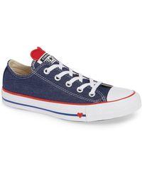 Converse - Chuck Taylor All Star Ox Sneaker - Lyst