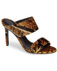 Versace - Barocco Sandal - Lyst